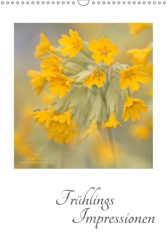 Frühlings Impressionen - Kalender