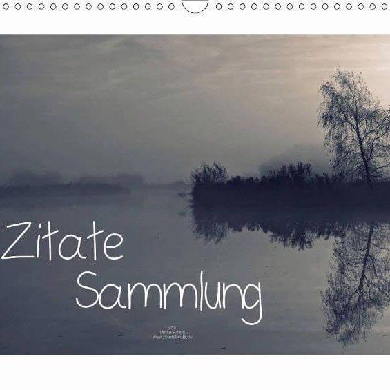 Zitate-Sammlung - Kalender