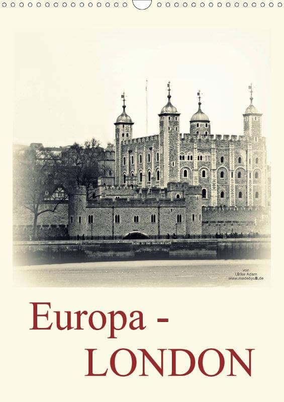 Europa - London (Planer)