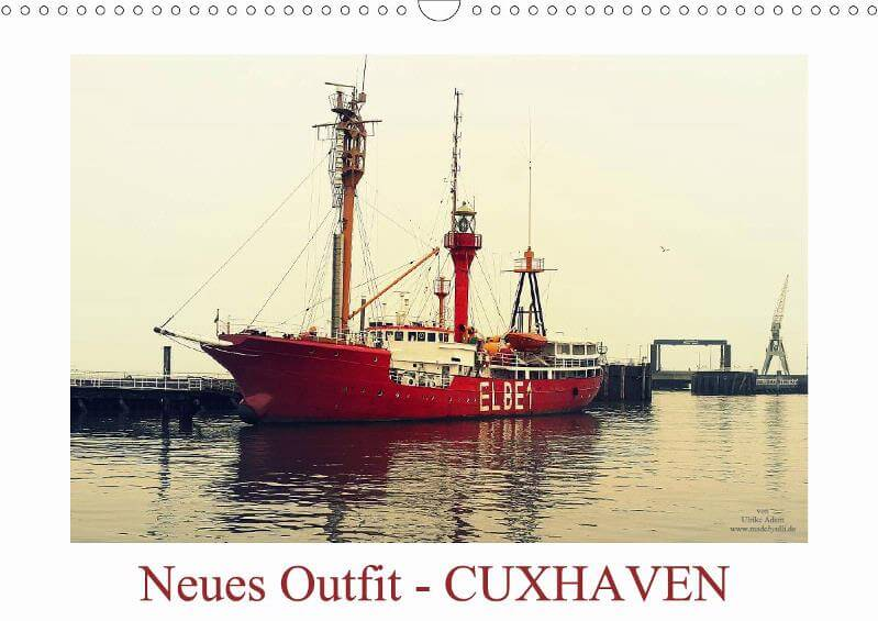 Neues Outfit - Cuxhaven - Kalender