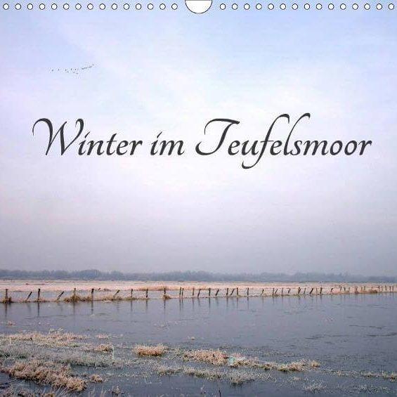 Winter im Teufelsmoor - Kalender