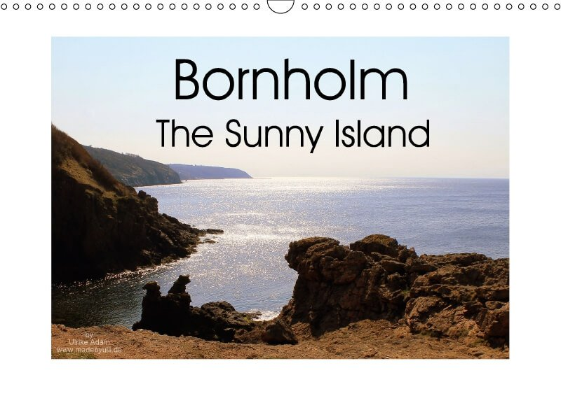 Bornholm The Sunny Island - Calender