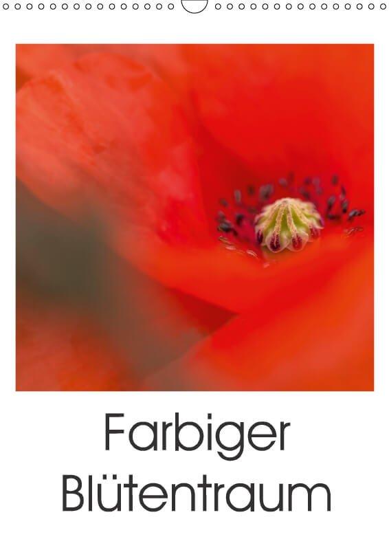 Farbiger Blütentraum - Planer