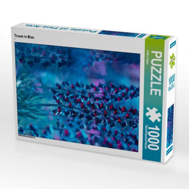 Traum in Blau (Puzzle)