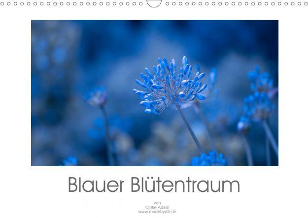 Blauer Blütentraum (Kalender)