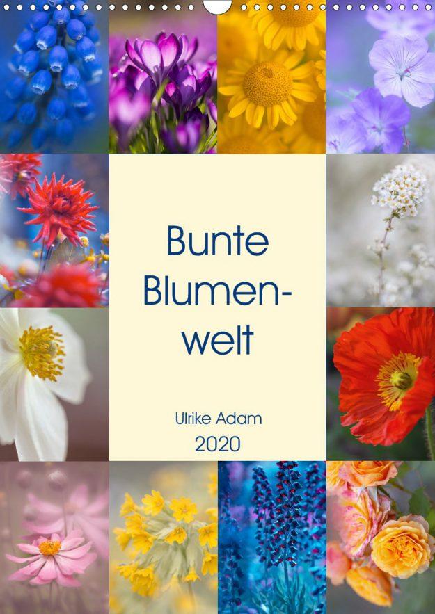 Bunte Blumenwelt (Kalender)