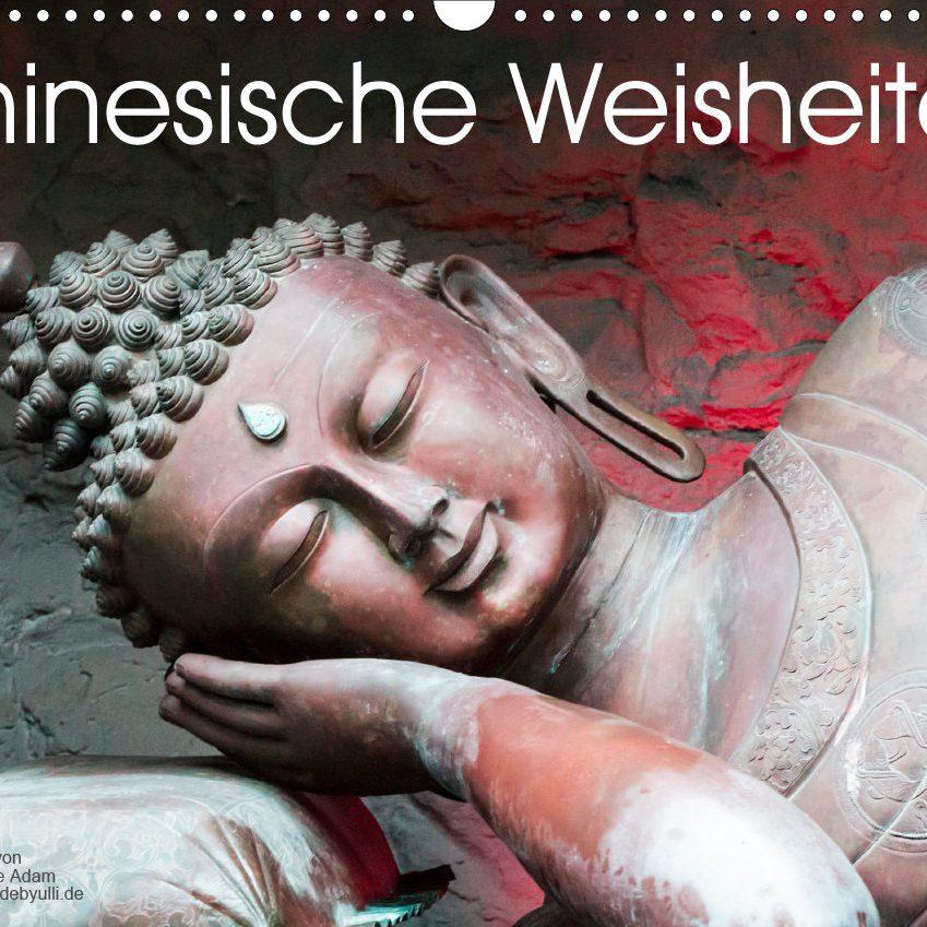 Chinesische Weisheiten - Kalender