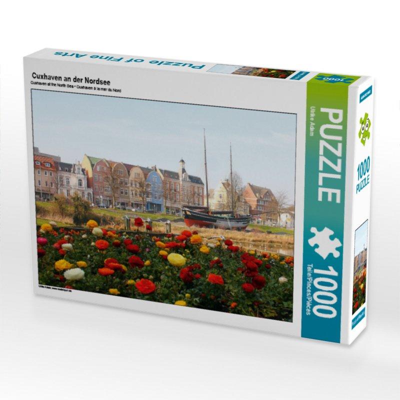 Cuxhaven an der Nordsee - Puzzle