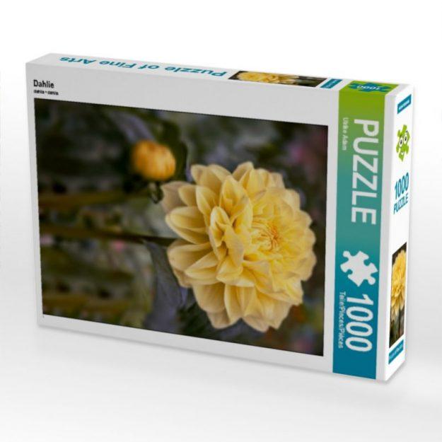 Dahlie - Puzzle