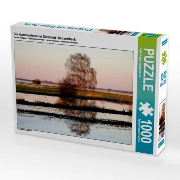 Die Hammewiesen in Osterholz- Scharmbeck - Puzzle