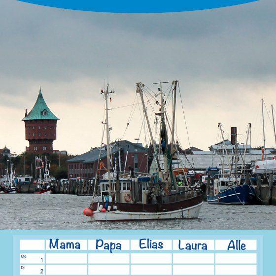 Nordseefeeling Cuxhaven - Planer