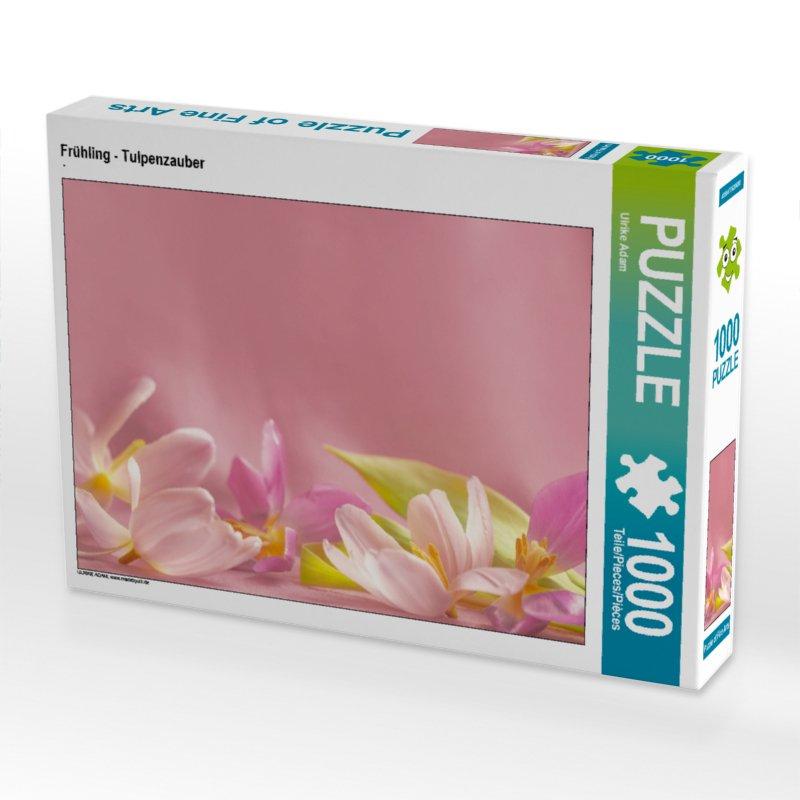 Frühling - Tulpenzauber - Puzzle