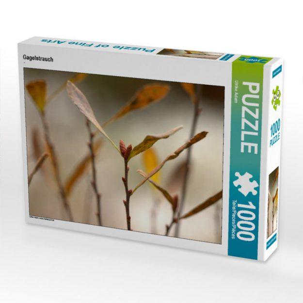 Gagelstrauch - Puzzle