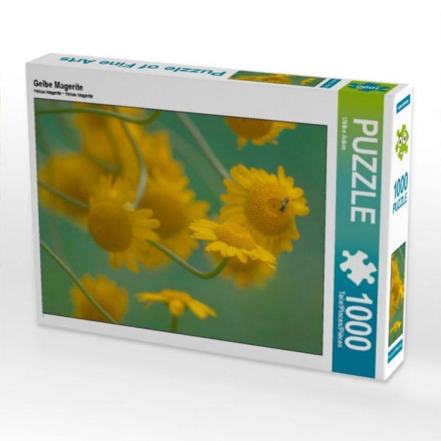 Gelbe Magerite - Puzzle
