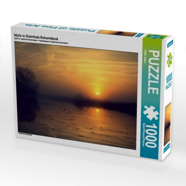 Idylle in Osterholz-Scharmbeck - Puzzle