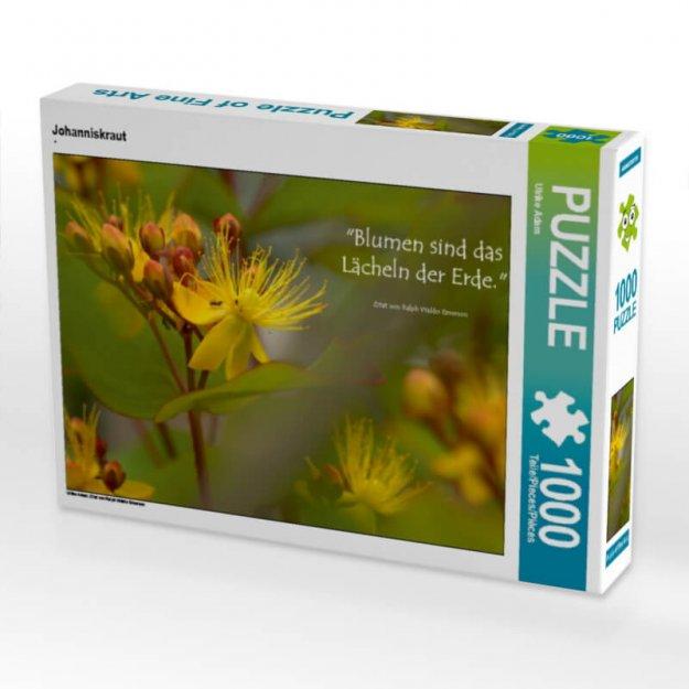 Johanniskraut - Puzzle