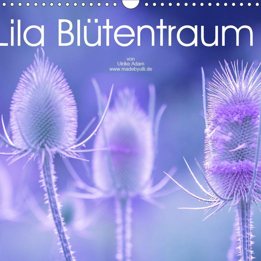 Lila Blütentraum - Kalender