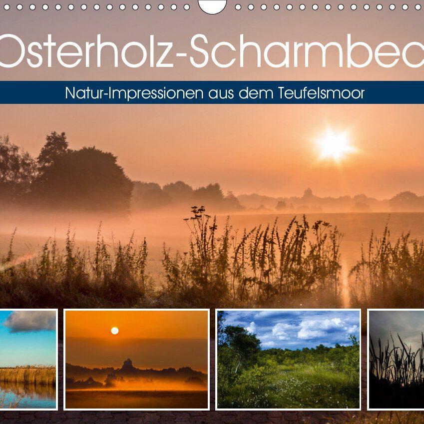 Osterholz-Scharmbeck, Natur-Impressionen aus dem Teufelsmoor - Kalender