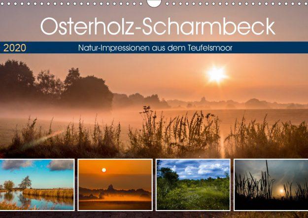Osterholz-Scharmbeck, Natur-Impressionen aus dem Teufelsmoor (Kalender)