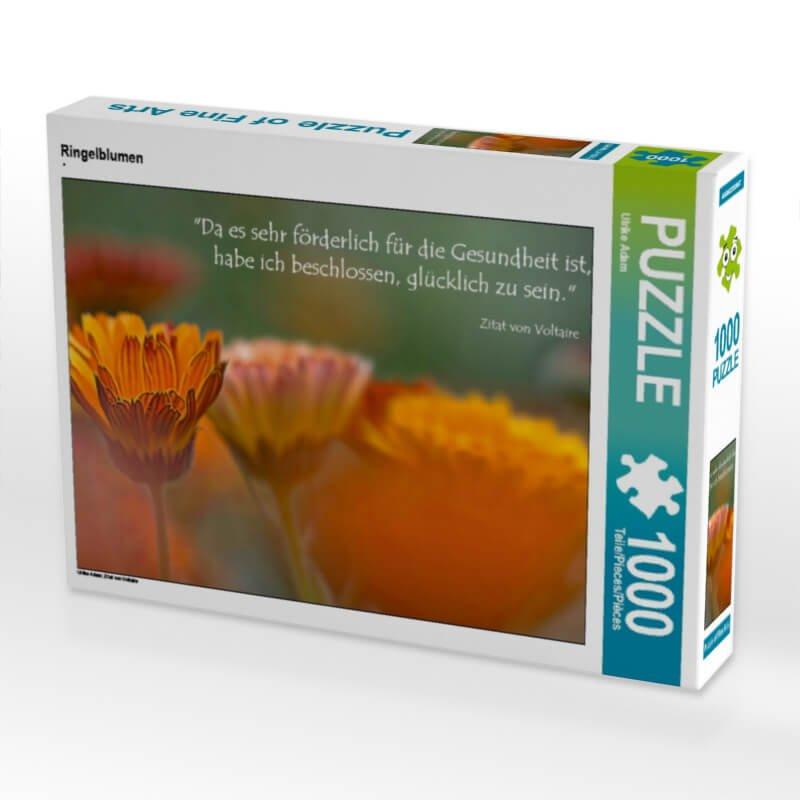 Ringelblumen - Puzzle