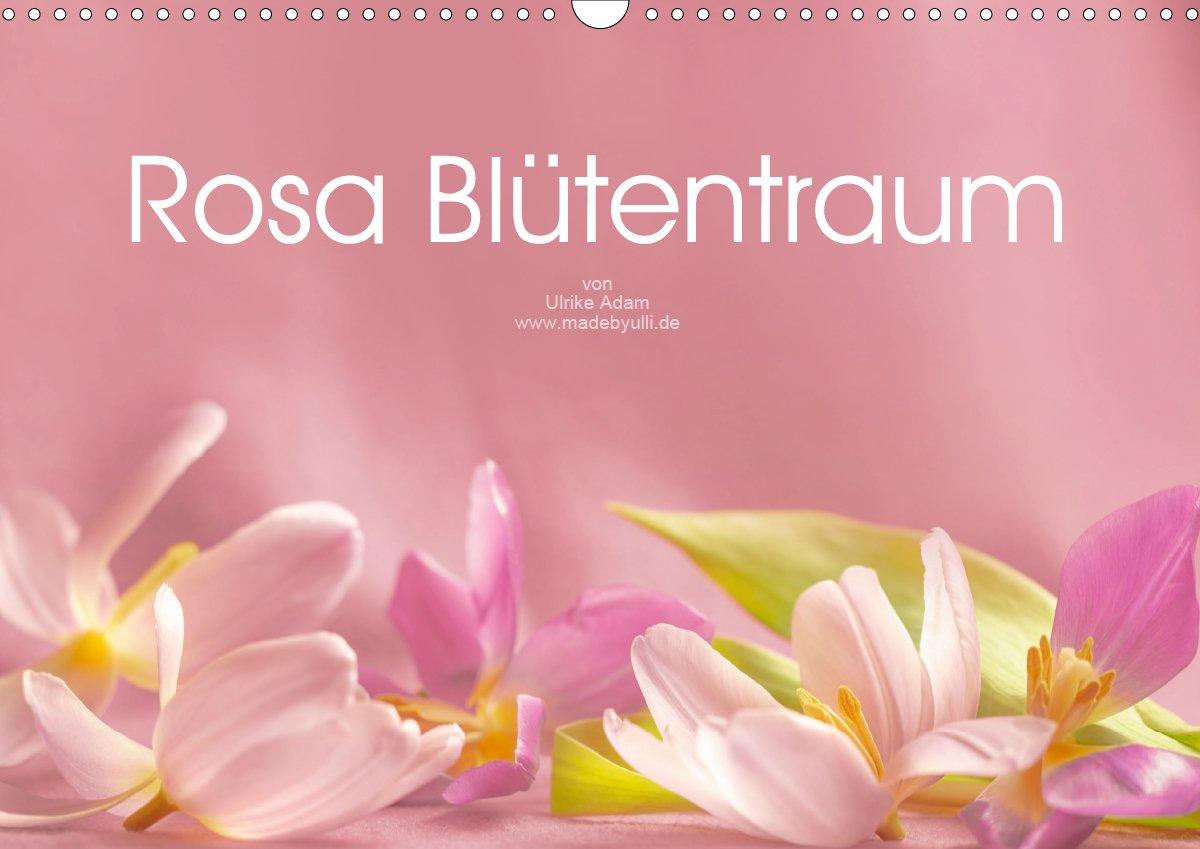 Rosa Blütentraum - Kalender