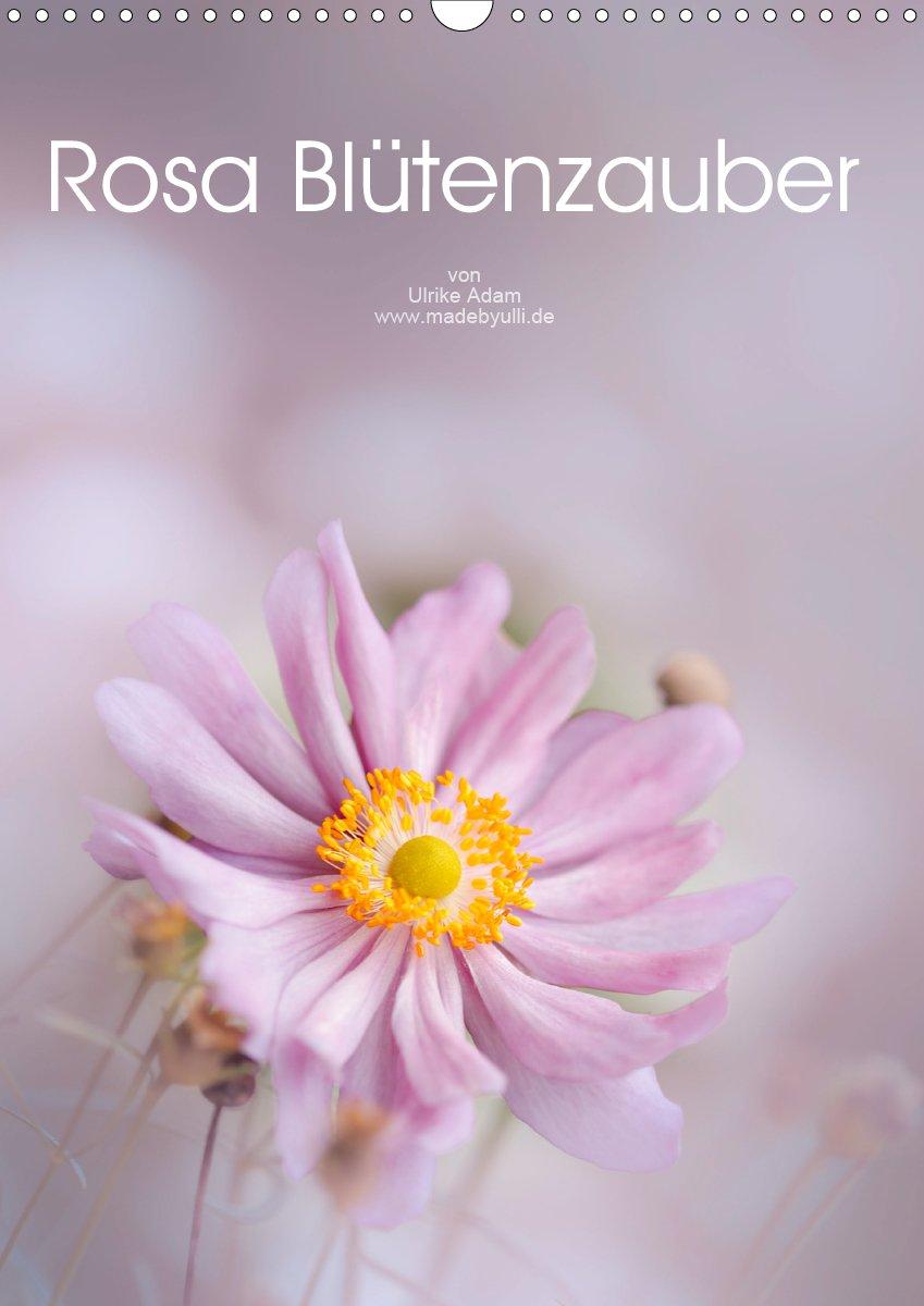 Rosa Blütenzauber - Kalender