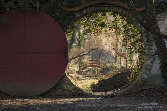 Schlosspark Dennenlohe - Unterschwaningen