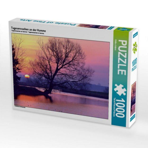 Tageserwachen an der Hamme - Puzzle