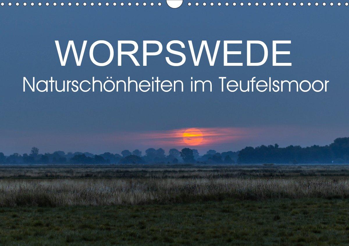 Worpswede - Naturschönheiten im Teufelsmoor - Geburtstagskalender